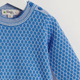PRESLEY - Baby - Sweater - BLUE