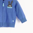 ROLLER - Kids - Cardigan - NAVY