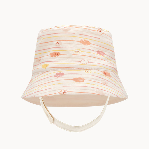 SICILY - Baby Cloud Sunhat PEACH
