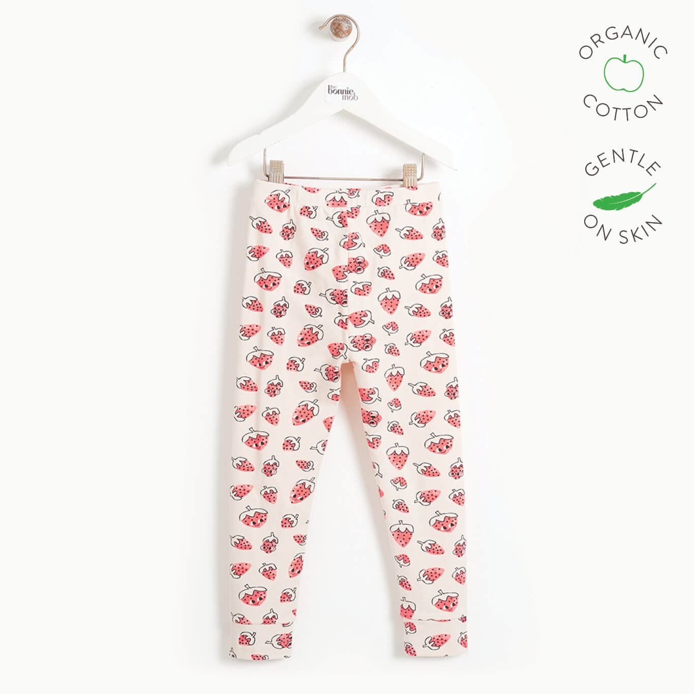 SINGER - Kids Legging  - STRAWBERRY