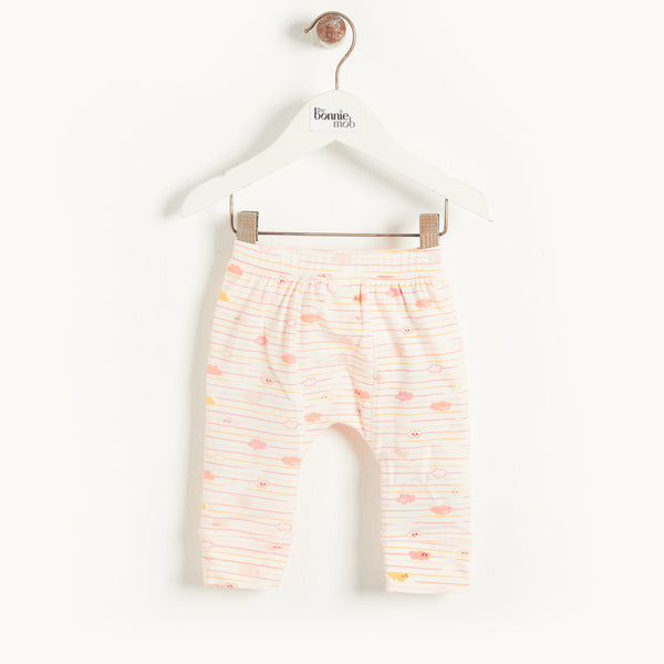 SORRENTO - Baby Cloud Legging PEACH