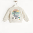 TEAGAN - Kids - Cardigan - RAINBOW PALM