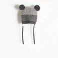 WOOLEY - Chunky Knit Hat - Baby Unisex - Grey