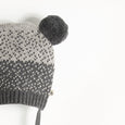 WOOLEY - Chunky Knit Hat - Kids Unisex - Grey
