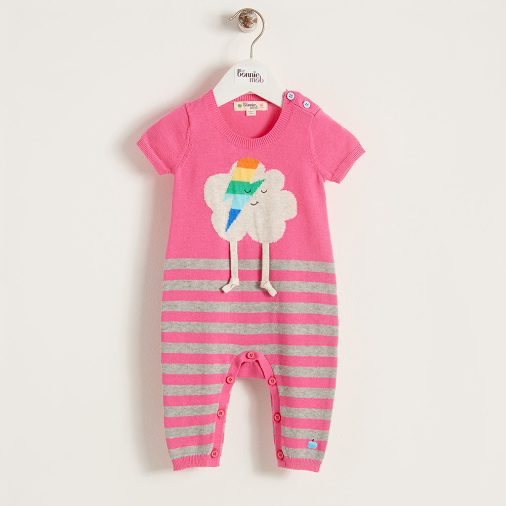 ZIGGY - Baby - Playsuit - PINK