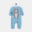 L-DORIS - Bunny Body Playsuit - Baby Boy - Surf