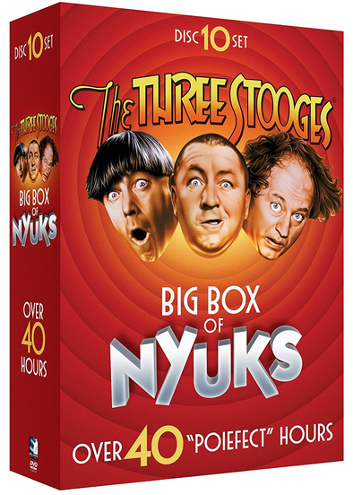 GET YOUR BIG BOX OF NYUKS