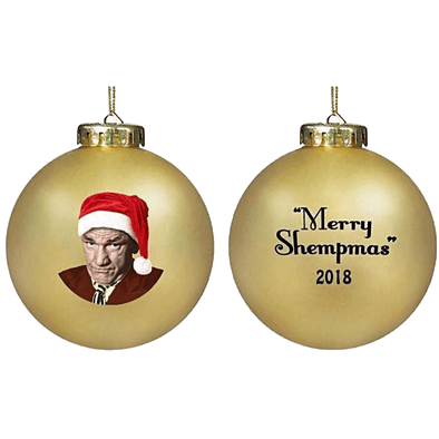 Shemp Ornament- 2018