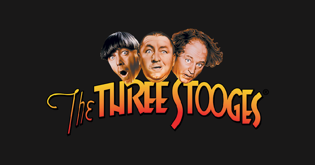 Three Stooges NEW Store Items Added Recently