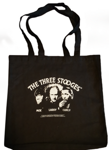 Our Three Stooges Tote Bag is featured on Daily Deals Coupon!