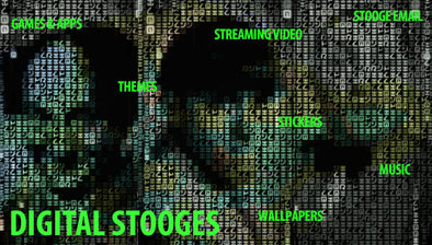 Three Stooges Apps! Fun For Everyone!