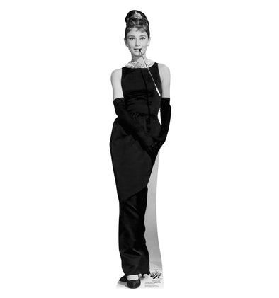 Audrey Hepburn Stand-Up - Free Shipping
