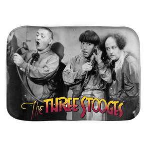 Three Stooges Bath Mat - Free Shipping
