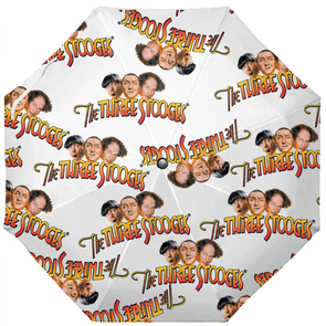 Three Stooges Logo Umbrella - FREE SHIPPING