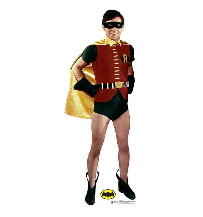 Robin - 1969 Batman And Robin Tv Series  Stand-Up - Free Shipping