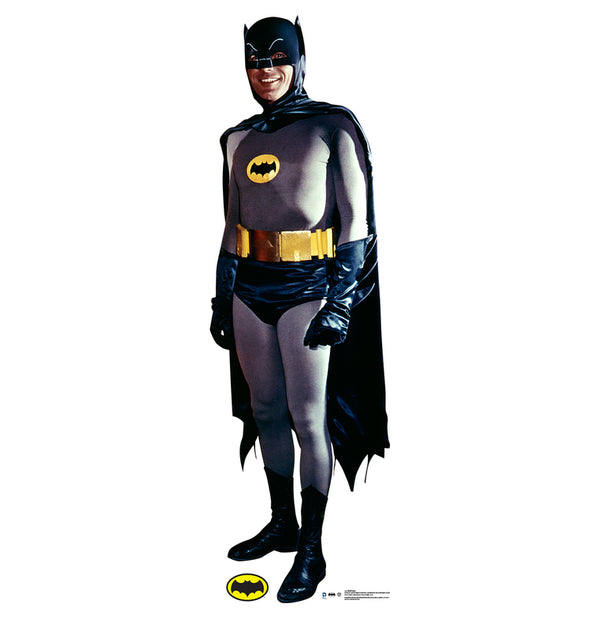 Batman - 1969 Batman and Robin TV Series Stand-Up - Free Shipping