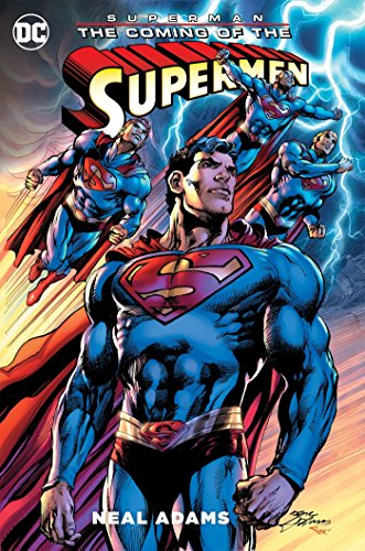 DC Superman: The Coming of the Supermen Paperback Graphic Novel