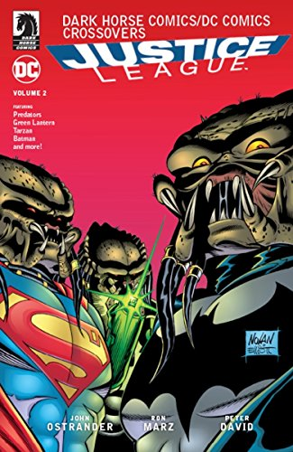 DC Comics / Dark Horse Comics: Justice League Vol 2