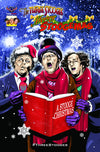 Three Stooges Comic Book Series 5 / Cover 1: Merry Stoogemas