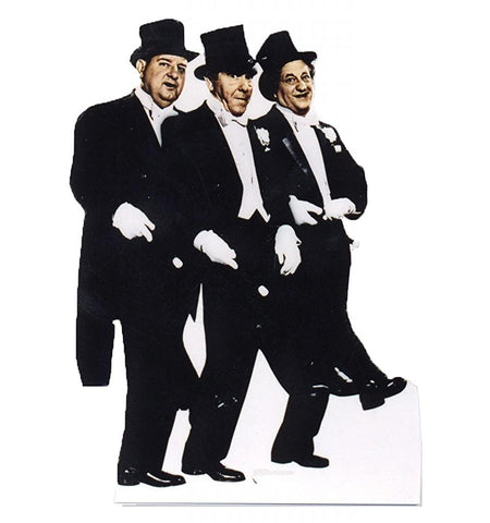 The Three Stooges Stand-Up: Tuxedo