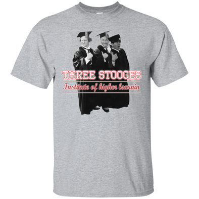 Three Stooges Higher Learning T-Shirt