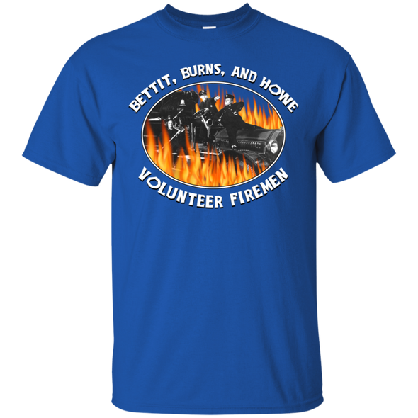 Three Stooges Firemen T-Shirt