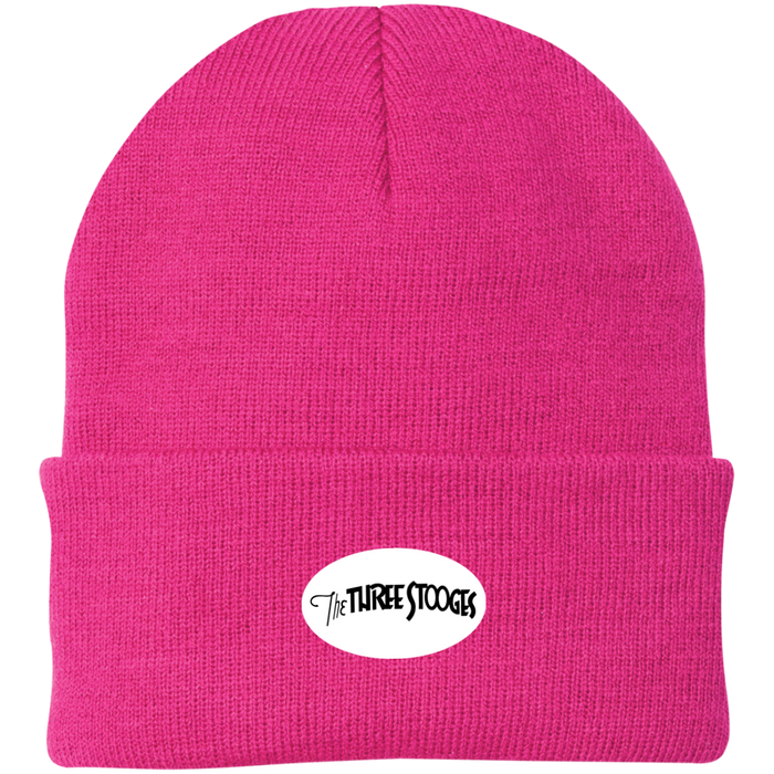Three Stooges Knit Cap Beanie - Free Shipping