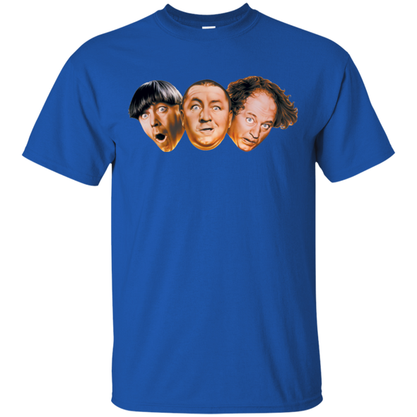 Three Stooges Faces T-Shirt