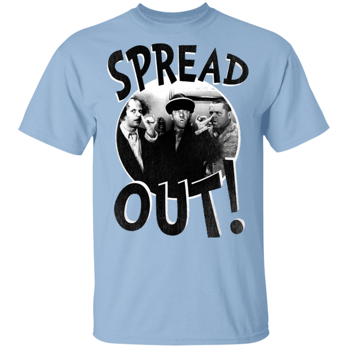 Three Stooges Spread Out T-Shirt