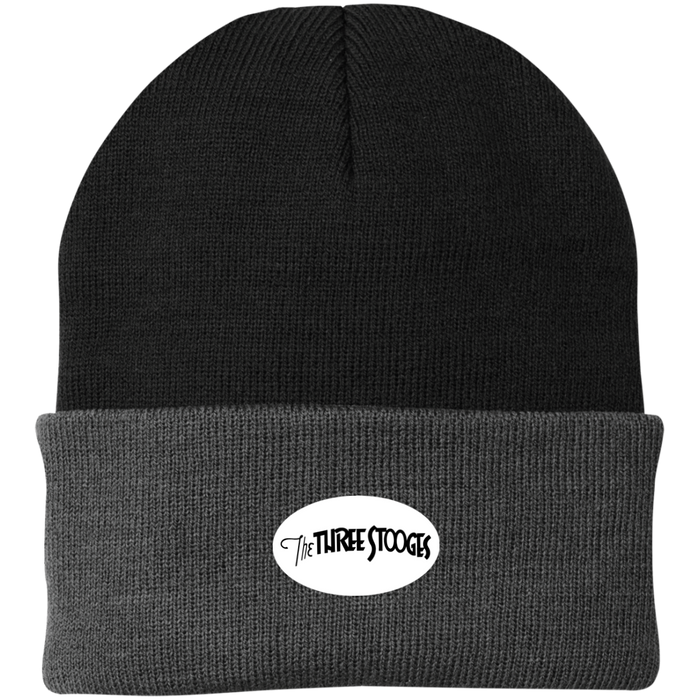 Three Stooges Knit Cap Beanie