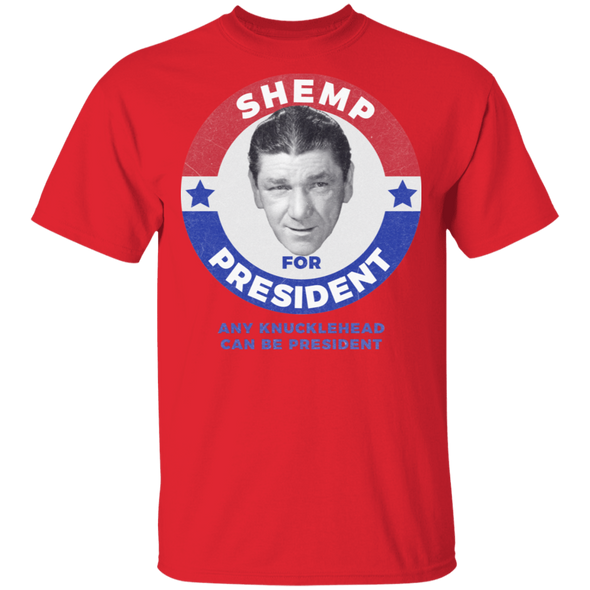 Three Stooges Shemp For President T-Shirt