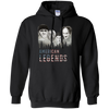 Three Stooges American Legends Pullover Hoodie - Free Shipping