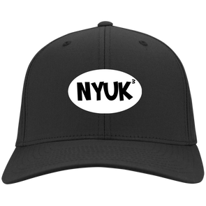Three Stooges Hat - Adjustable-  Nyuk To The 3Rd Power