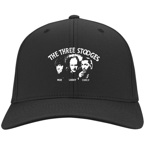 Three Stooges Classic Opening Credits Hat