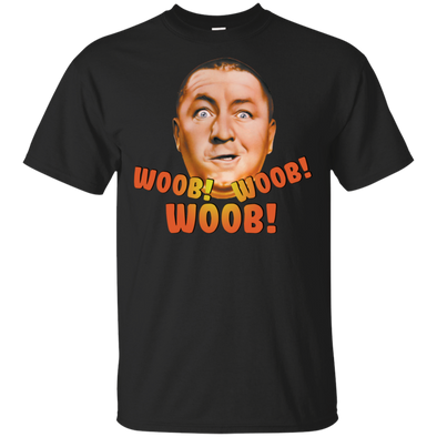 Three Stooges Curly Woob Woob Woob T-Shirt