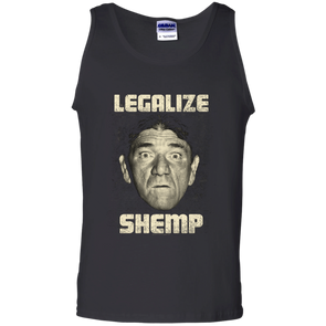 Three Stooges Legalize Shemp Tank Top