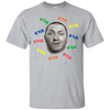 Three Stooges Curly Retro Nyuk T-Shirt