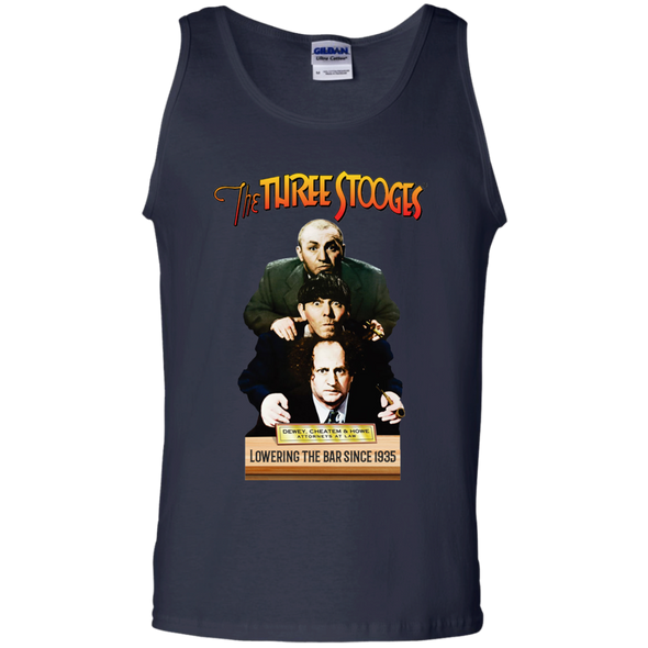 Three Stooges Dewey, Cheatem, & Howe Tank Top