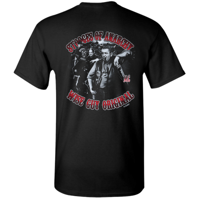 Three Stooges Of Anarchy T-Shirt