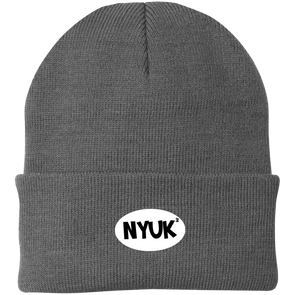 Three Stooges NYUK 3 Knit Cap Beanie - FREE SHIPPING