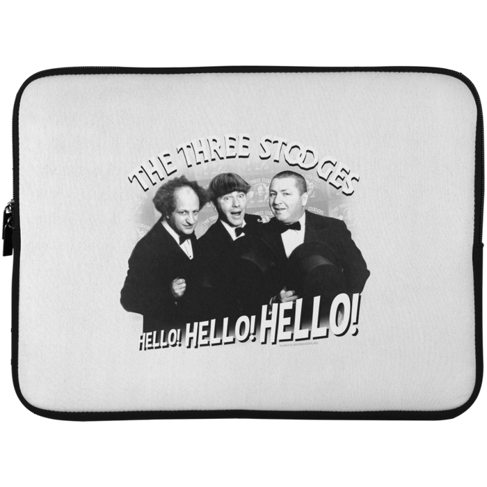 Three Stooges Laptop Sleeve - 15 Inch