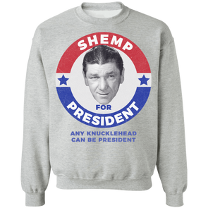Three Stooges Shemp For President Sweatshirt