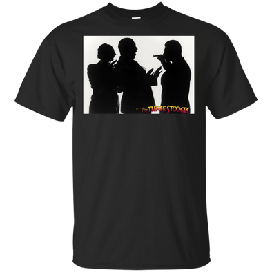 Three Stooges Classic Scene Photo T-Shirt