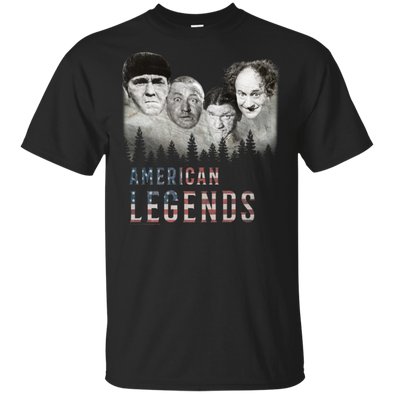Three Stooges American Legends T-Shirt