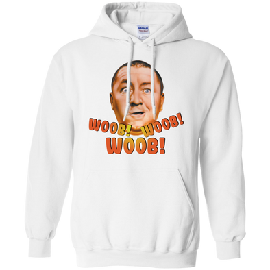 Three Stooges Curly Woob Woob Woob Sweatshirt Hoodie - Free Shipping
