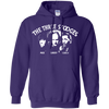 Three Stooges Pullover Hoodie Classic Opening Credits | Free Shipping