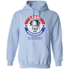 Three Stooges Larry For President Pullover Hoodie