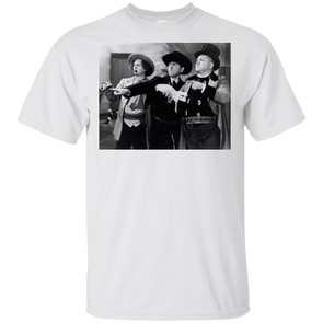 Three Stooges Classic Photo T-Shirt