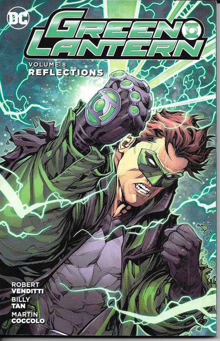 DC Green Lantern Reflections: Volume 8