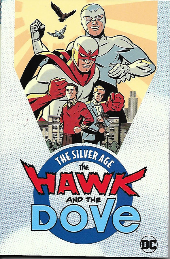 DC Hawk And The Dove: The Silver Age Paperback